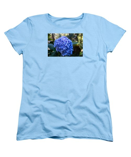 Happy Hydrangea Women's T-Shirt (Standard Cut)