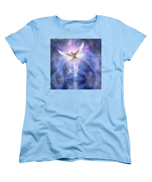 Harbinger II #fantasy #fantasyart Women's T-Shirt (Standard Cut) by John Edwards