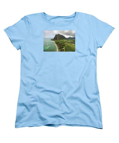 Hawaii Beauty Women's T-Shirt (Standard Cut)
