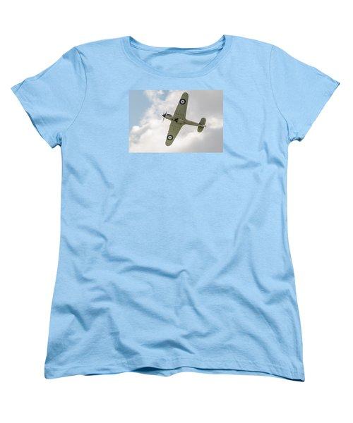 Hawker Hurricane Mk I Women's T-Shirt (Standard Cut) by Gary Eason