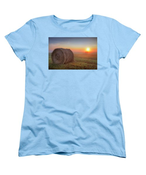 Hayrise Women's T-Shirt (Standard Cut) by Dan Jurak