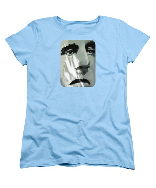 Women's T-Shirt (Standard Cut) featuring the photograph He Is Not Amused by Ethna Gillespie