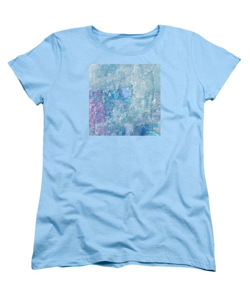 Healing Art By Sherri Of Palm Springs Women's T-Shirt (Standard Cut) by Sherri's Of Palm Springs
