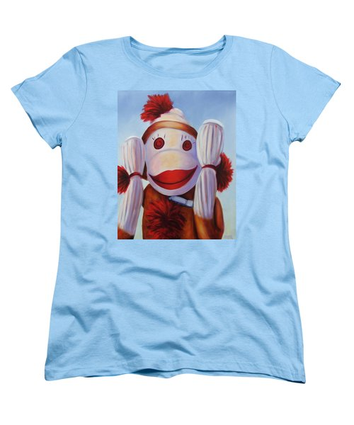 Hear No Bad Stuff  Women's T-Shirt (Standard Cut)