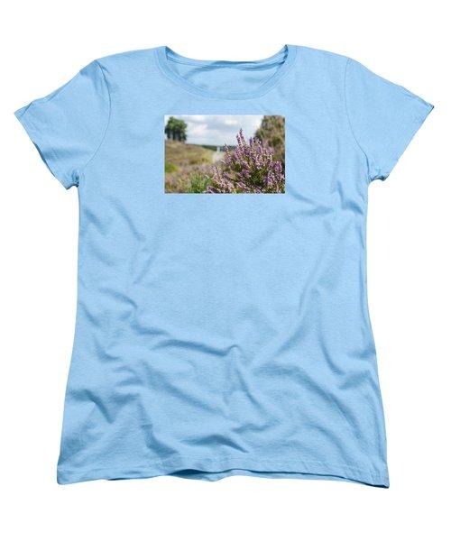 Heather Women's T-Shirt (Standard Cut) by Rainer Kersten