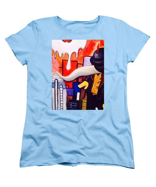 Heaven On Earth  Women's T-Shirt (Standard Cut)