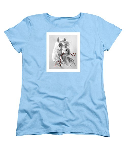 Hello Christmas Women's T-Shirt (Standard Cut)