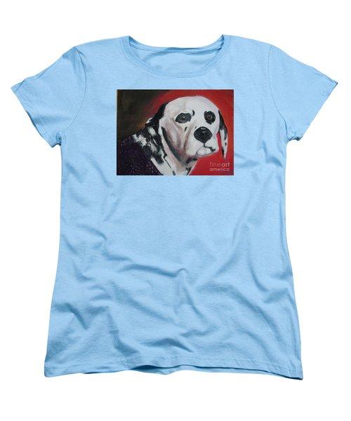 Henry Women's T-Shirt (Standard Cut) by Lyric Lucas