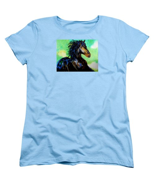 Hercules Women's T-Shirt (Standard Cut) by Maris Sherwood