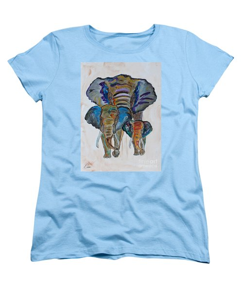 Heritage Walk Women's T-Shirt (Standard Cut)