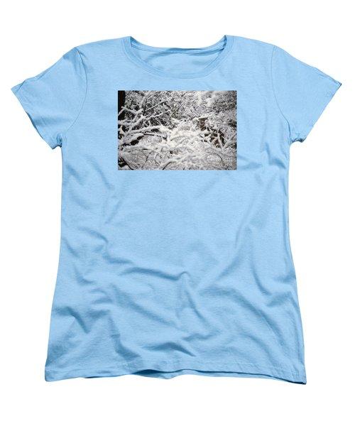 Hidden Treasure Women's T-Shirt (Standard Cut) by Eric Liller