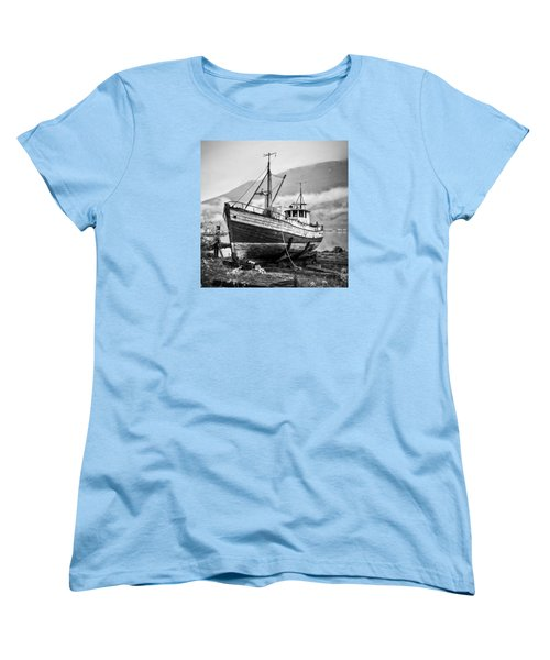High And Dry Women's T-Shirt (Standard Cut) by Brad Grove