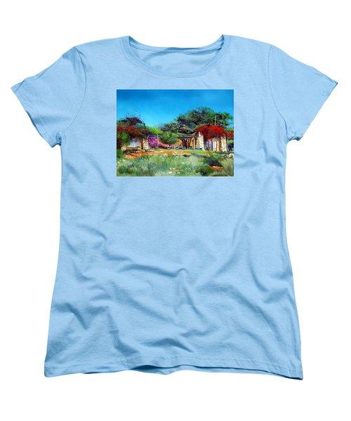 Highveld House Women's T-Shirt (Standard Cut) by Tim Johnson
