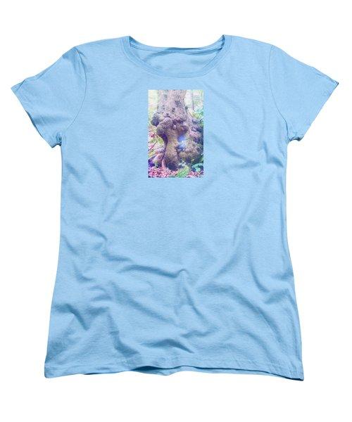 Women's T-Shirt (Standard Cut) featuring the photograph Hobbit House by Jean OKeeffe Macro Abundance Art