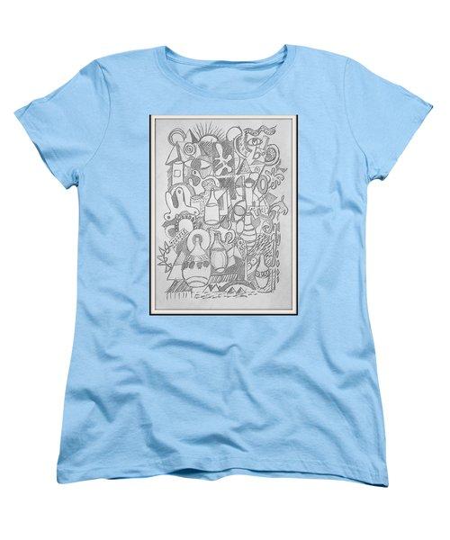 Holiday Thoughts Women's T-Shirt (Standard Cut)