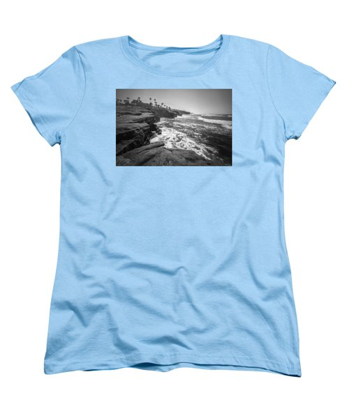 Home Women's T-Shirt (Standard Cut) by Ryan Weddle