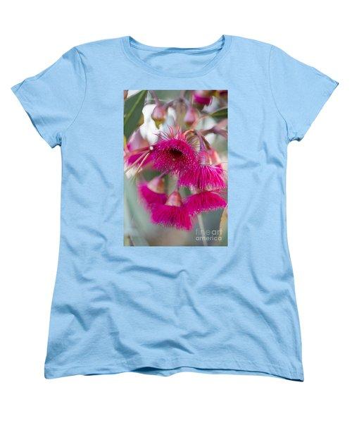 Hot Pink Women's T-Shirt (Standard Fit)