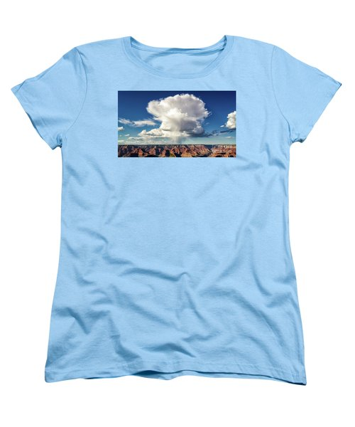 Huge Women's T-Shirt (Standard Cut) by Giuseppe Torre