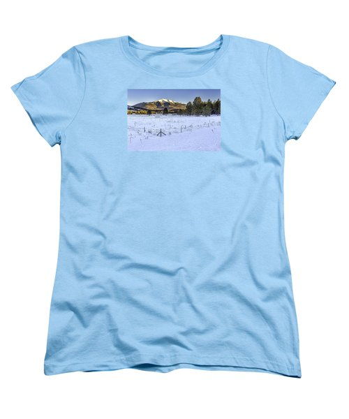 Humphreys Peak Women's T-Shirt (Standard Cut)