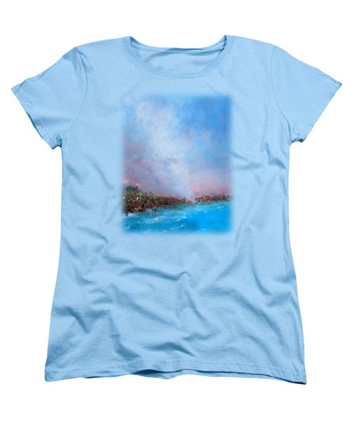 Out Of The Blue Women's T-Shirt (Standard Fit)