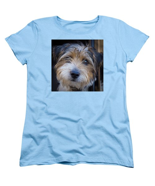 I Can See You Women's T-Shirt (Standard Cut) by Doug Harman