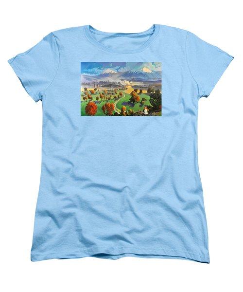 I Dreamed America Women's T-Shirt (Standard Cut)