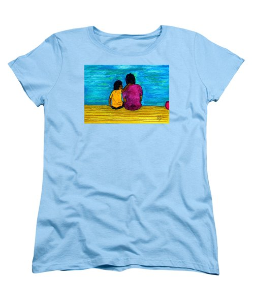 I Got You Women's T-Shirt (Standard Cut) by Angela L Walker
