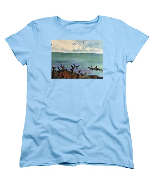 I Stood There And Watched It All Women's T-Shirt (Standard Cut)