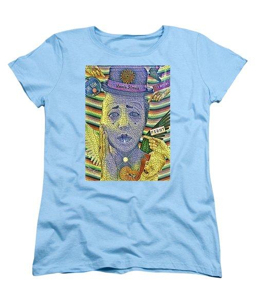 I Worry For Them Women's T-Shirt (Standard Cut) by Vennie Kocsis