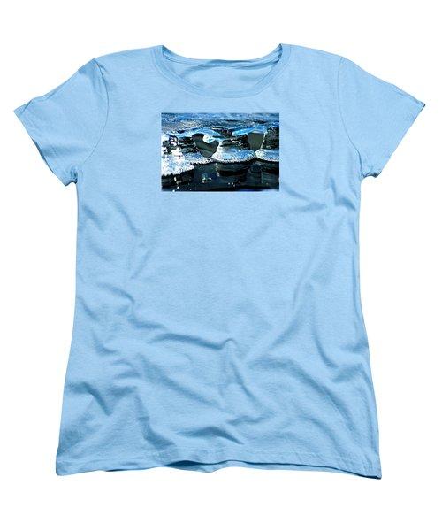 Ice Formation 10 Women's T-Shirt (Standard Cut)