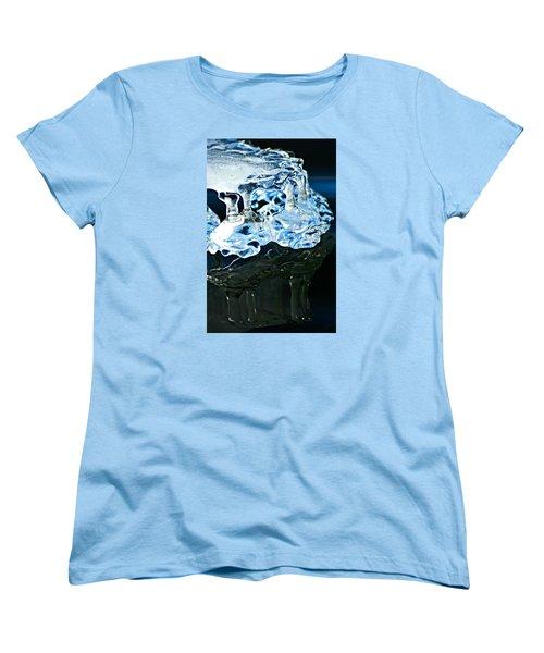 Ice Formation 11 Women's T-Shirt (Standard Cut)