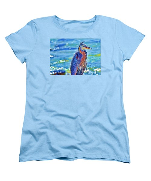 I'm A Colorful Guy Women's T-Shirt (Standard Cut) by Pamela Blizzard