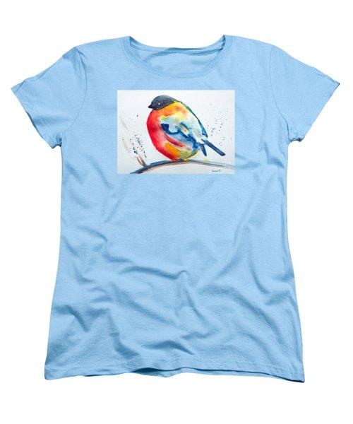 I'm Cold Women's T-Shirt (Standard Cut) by Jasna Dragun