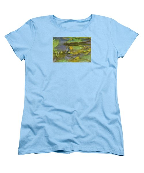 Women's T-Shirt (Standard Cut) featuring the photograph Imaginary by Leif Sohlman