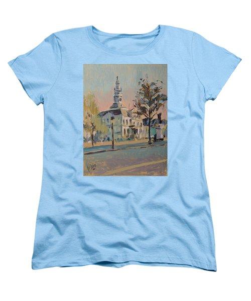 Impression Soleil Maastricht Women's T-Shirt (Standard Cut) by Nop Briex