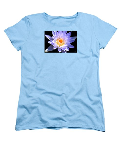 Internal Passion Women's T-Shirt (Standard Cut) by Deborah  Crew-Johnson