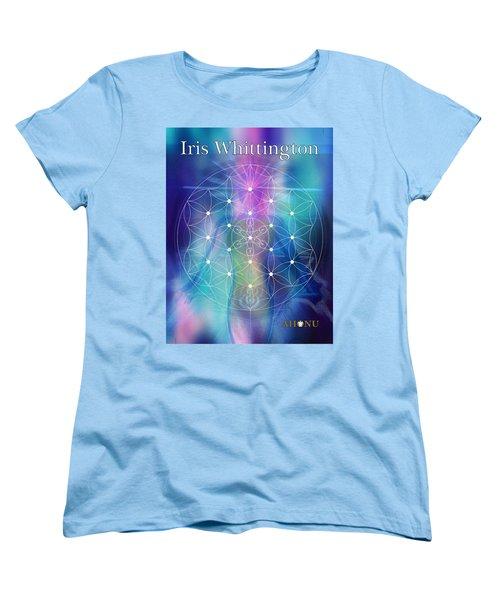 Iris Whittington Women's T-Shirt (Standard Cut) by Ahonu