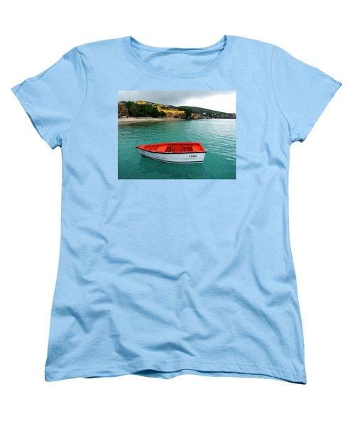 Women's T-Shirt (Standard Cut) featuring the photograph Isha by Kurt Van Wagner