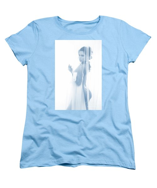 Isolated Women's T-Shirt (Standard Cut) by Kiran Joshi