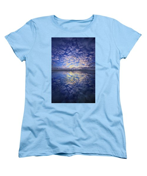 Women's T-Shirt (Standard Cut) featuring the photograph It Was Your Song by Phil Koch