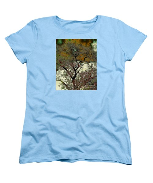 Women's T-Shirt (Standard Cut) featuring the photograph It's Been Said by Jesse Ciazza