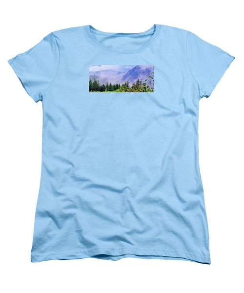 Jade Women's T-Shirt (Standard Cut) by Martin Cline