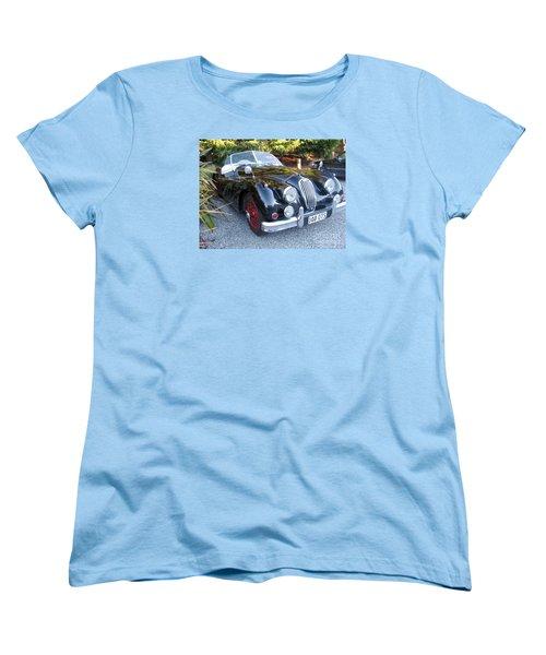 Jaguar140_ots Women's T-Shirt (Standard Cut) by Kathryn Barry