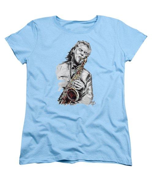 Jan Garbarek Women's T-Shirt (Standard Cut)