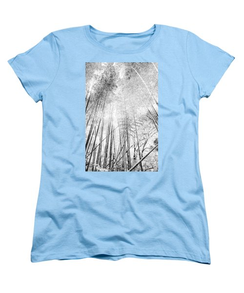 Women's T-Shirt (Standard Cut) featuring the photograph Japan Landscapes by Hayato Matsumoto