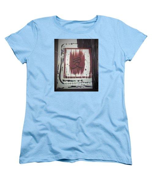 Japaness Love Women's T-Shirt (Standard Cut) by Talisa Hartley