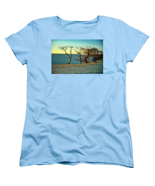 Jockey Ridge Sentinels Women's T-Shirt (Standard Cut)