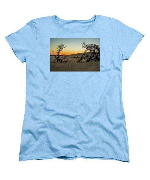 Jockey's Ridge View Women's T-Shirt (Standard Cut)