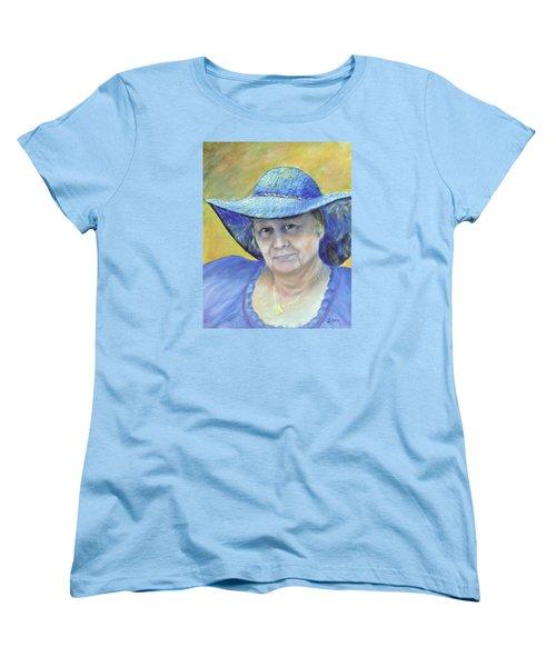 Johanna Women's T-Shirt (Standard Cut) by Luczay
