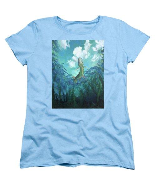 Joi De Vivre Women's T-Shirt (Standard Cut)